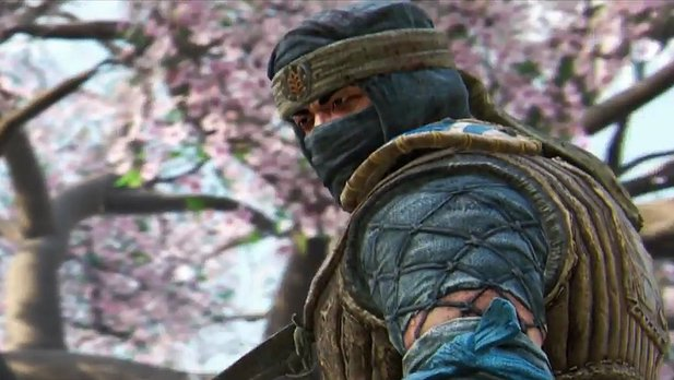 For Honor - Gameplay-Trailer stellt den Shinobi vor