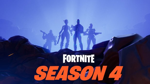 Fortnite: Battle Royale: Die Season 4 startet in Kürze.