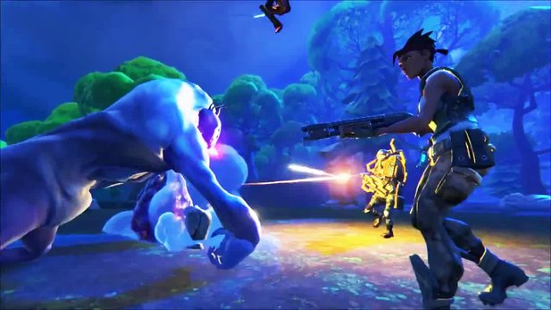 Fortnite - Entwickler-Video zum Alpha-Start