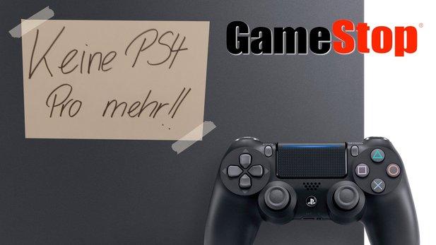 Ps4 Pro Fur 99 Schon Vor Aktionsstart Ausverkauft Gamestar