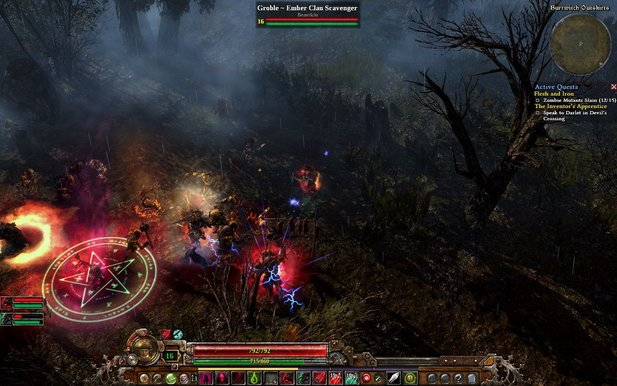 Grim Dawn gibt es bei Steam Early Access.