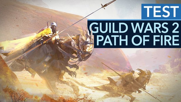 Guild Wars 2: Path of Fire - Test-Video: Zurück zu den Wurzeln