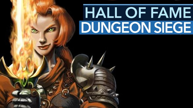 Hall of Fame: Dungeon Siege - Angriff auf Diablo