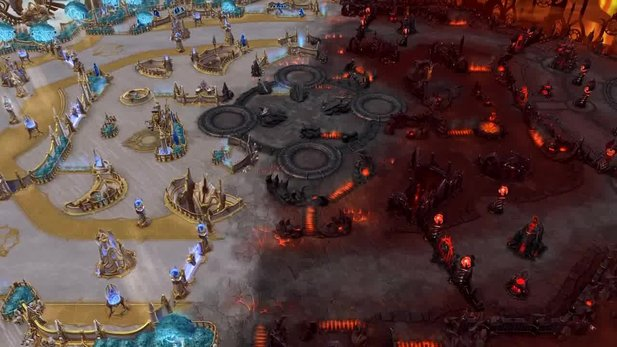 Heroes of the Storm - Neue Map »Battlefield of Eternity« im Trailer