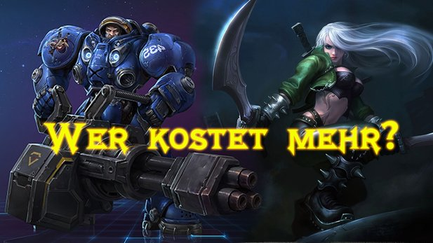 Heroes of the Storm - Das Free2Play-Modell im Härtetest