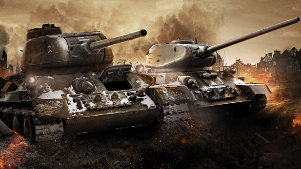 World of Tanks bekommt bald gewertete Matches.