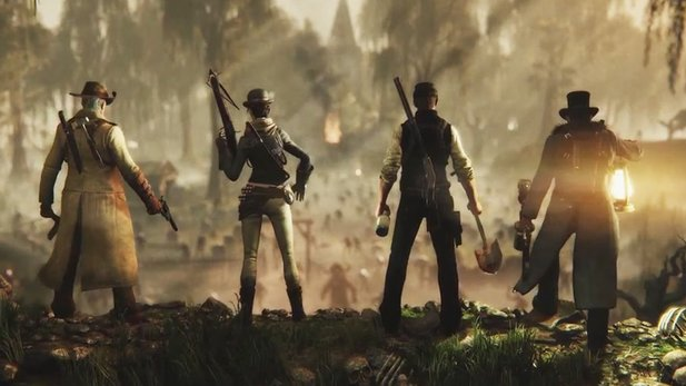 Hunt: Horrors of the Gilded Age - Ankündigungs-Trailer zu Cryteks neuem Shooter