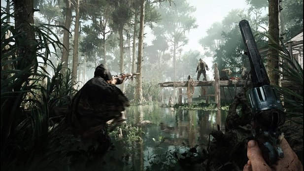 Hunt: Showdown - 10 Minuten Gameplay aus dem Crytek-Shooter