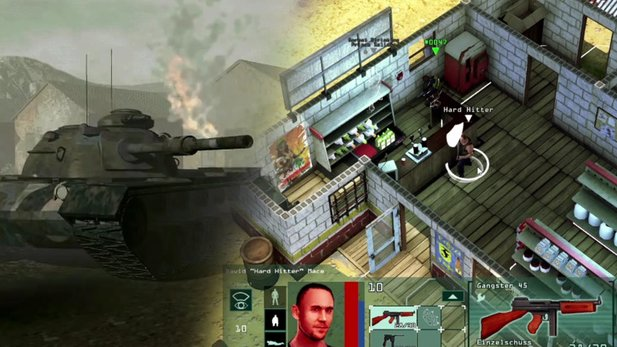 Jagged Alliance: Flashback - Test-Video zum Söldner-Rundentaktik-Spiel