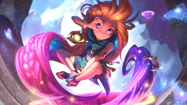 League of Legends - Zuckersüße Disney-Champion Zoe im Teaser-Trailer