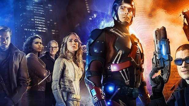 Legends of Tomorrow - Serien-Trailer zur neuen DC-Comic-Verfilmung