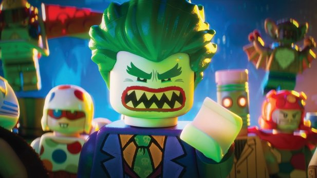 LEGO Batman Movie - Film-Trailer: Batman gegen Joker, Pinguin, Riddler, Harley Quinn & Co.