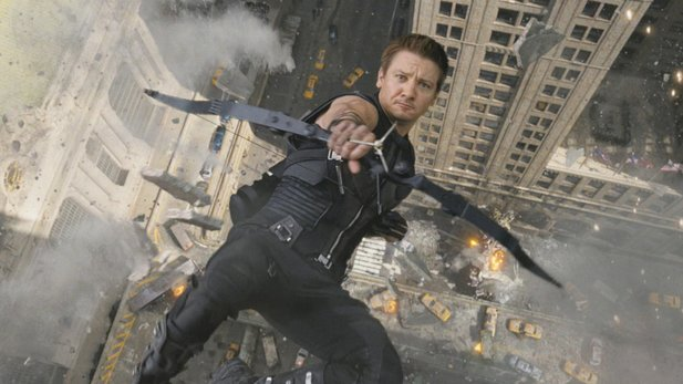 Marvel-Star Jeremy Renner (Hawkeye) spielt in der Comic-Verfilmung Spawn mit.