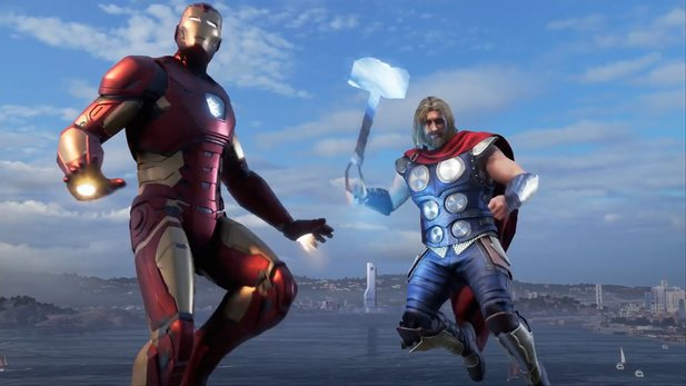 Marvel's Avengers - 19 Minuten Gameplay von der gamescom 2019