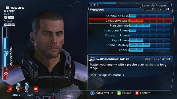 Video: Mass Effect 3 - Waffen