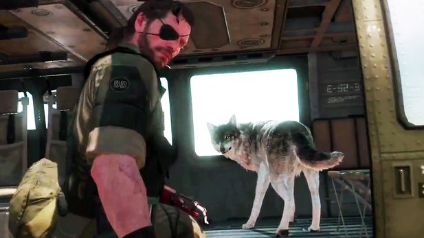 Metal Gear Solid 5: The Phantom Pain - E3-Trailer mit Ingame-Szenen & Charakteren