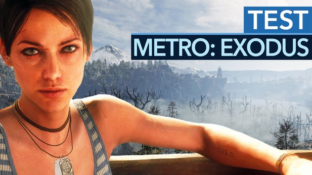 Metro: Exodus - Test-Video zum Ego-Shooter