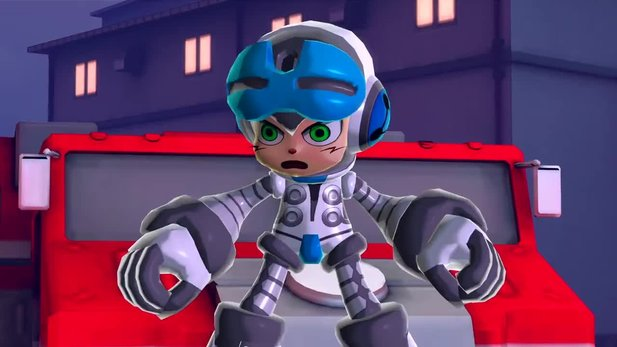 Mighty No. 9 - Gameplay-Trailer zum Platformer