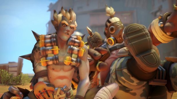 "Overwatch - Witziger Story-Trailer ""Junkertown: The Plan"" mit Junkrat und Roadhog"