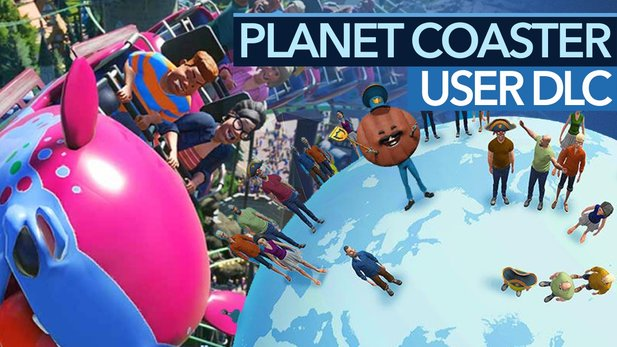 Planet Coaster - Endloser Nachschub mit User-DLCs