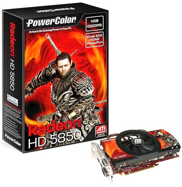 Powercolor HD 5850 V2