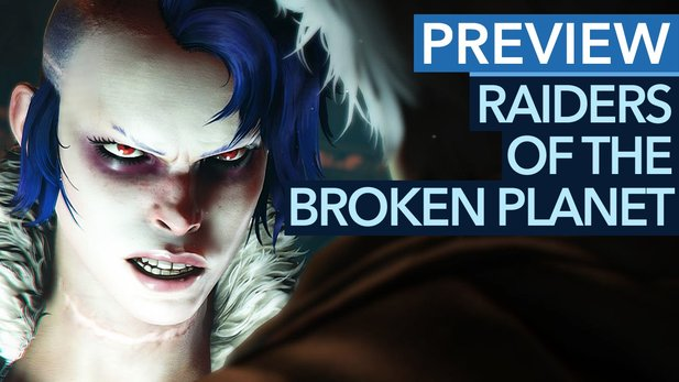 Raiders of the Broken Planet - Preview-Video: Gameplay & Fazit zum Shooter