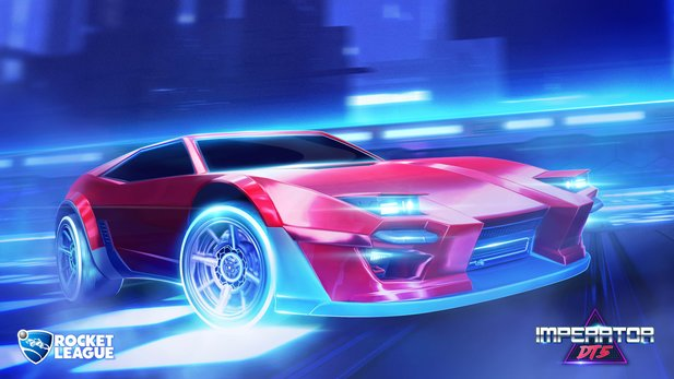 Rocket League - Der Imperator DT5.