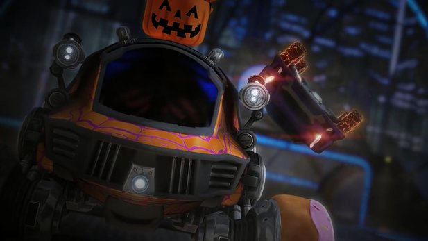 Rocket League - »Haunted Hallows«-Trailer stellt die kosmetischen Event-Items vor