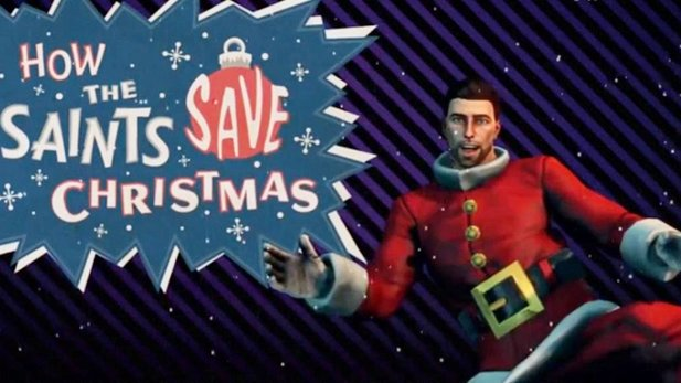 Saints Row 4 - Launch-Trailer zum DLC »How the Saints Save Christmas«