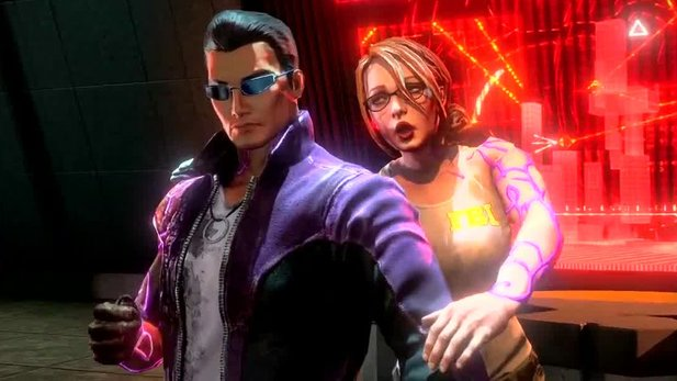 Saints Row: Gat Out of Hell - Musical-Trailer zum abgedrehten Actionspiel