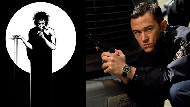 Joseph Gordon-Levitt (hier in The Dark Knight Rises) könnte den Sandman spielen.