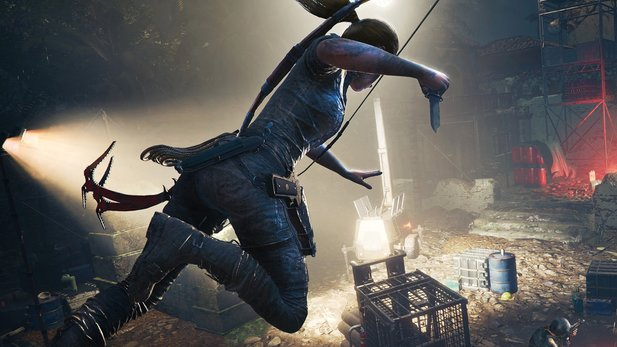 Shadow of the Tomb Raider - Story-Trailer zeigt Szenen in Maya-Tempeln und Dschungel