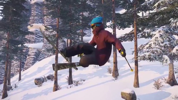 Snow - Trailer zum Launch der Open-Beta