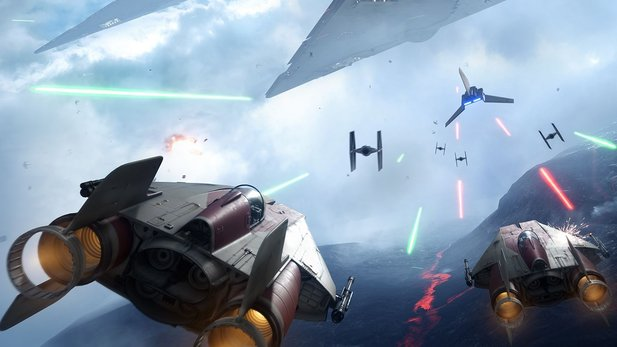 Star Wars Battlefront - Der Jägerstaffel-Modus analysiert