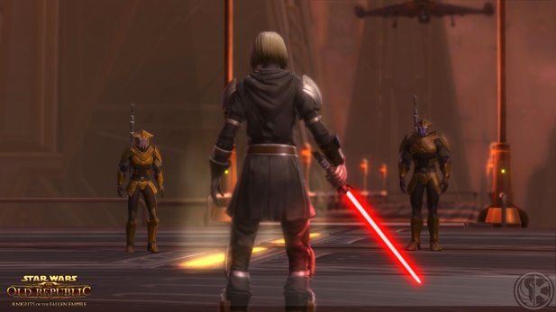 Am 11. Februar geht die Geschichte von Star Wars: The Old Republic - Knights of the Fallen Empire weiter.