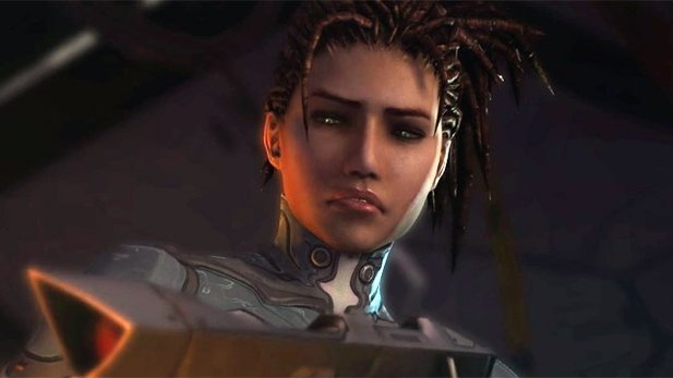 Starcraft 2: Heart of the Swarm - Trailer ansehen