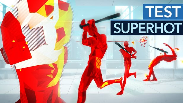 Superhot - Test-Video: Der coole Slo-Mo-Shooter hat ein Problem