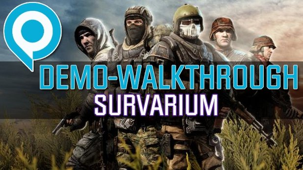 Survarium - Walkthrough zur gamescom-Demo mit Entwickler-Kommentar