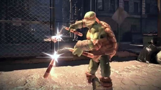 Debüt-Trailer Teenage Turtles: Out of the Shadows