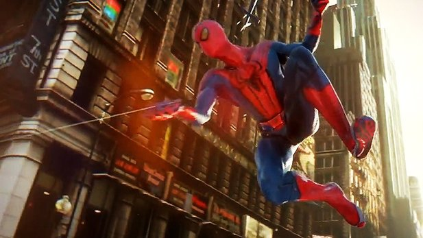 The Amazing Spider-Man - Launch-Trailer