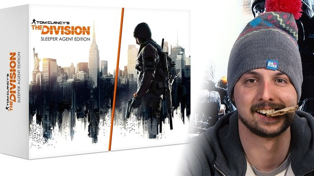 The Division - Boxenstopp - Unboxing der Sleeper Agent Edition