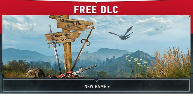 Der letzte Gratos-DLC für The Witcher 3: Wild Hunt bietet den New-Game-Plus-Mode.