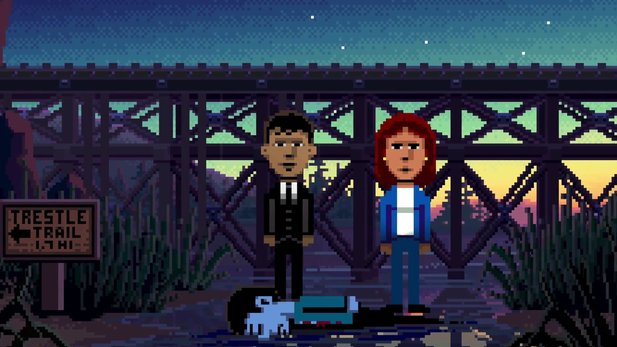 Thimbleweed Park - Gamescom-Trailer des Adventures