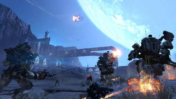 Respawn Entertainment legt den 25. September 2014 als Release-Termin für den DLC »IMC Rising« zum Shooter Titanfall fest.