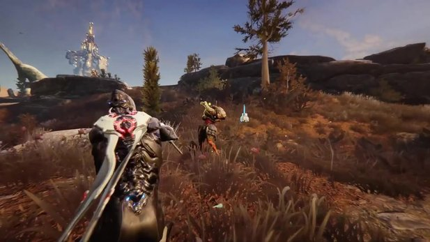 Warframe - Trailer: Open World und riesige Monster im »Plains of Eidolon«-Trailer