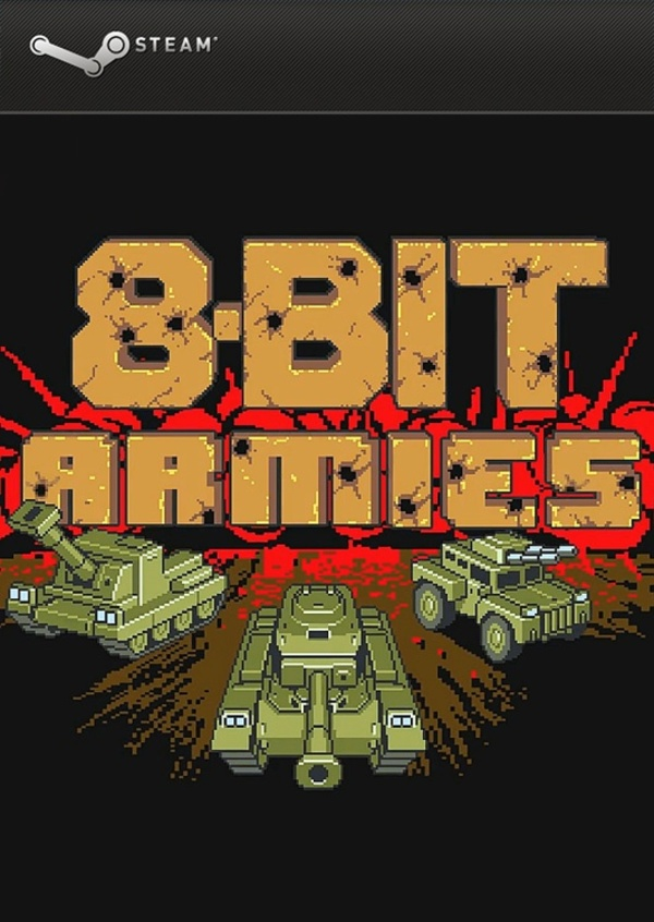 Cover zu 8-Bit Armies
