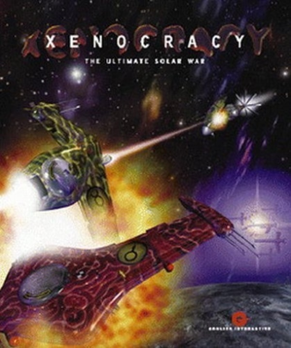 Cover zu Xenocracy