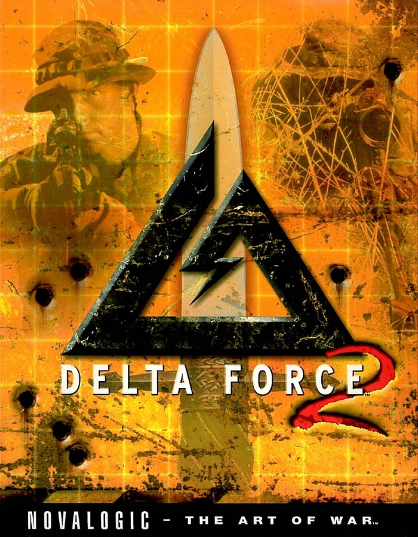 Cover zu Delta Force 2