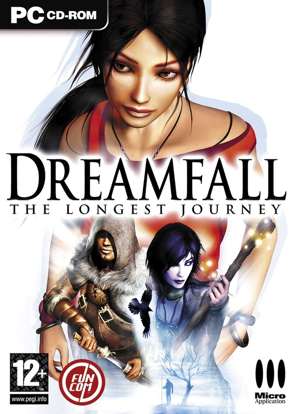 Cover zu Dreamfall: The Longest Journey