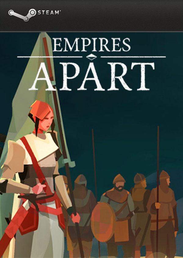 Cover zu Empires Apart